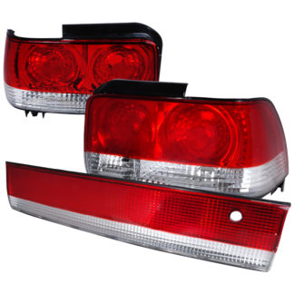93-97 Toyota Corolla Altezza Tail Light Chrome