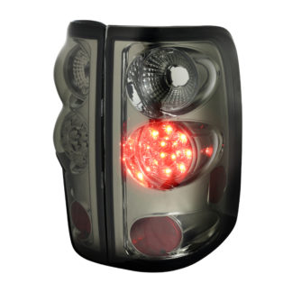 04-08 Ford F250 Led Tail Lights - Smoked