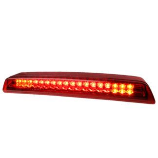 04-15 Nissan Titan Red Led Third Brake Light