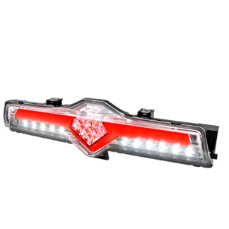 13-UP Scion FRS Led 3Rd Brake Light Chrome