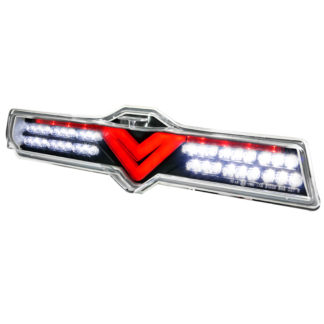 12-UP Scion FRS Third Led Brake Lights - Black