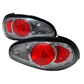 97-03 Pontiac Grand Prix Altezza Tail Lights Smoke