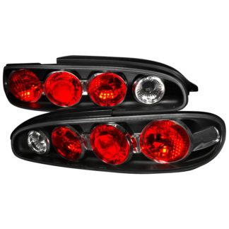93-97 Mazda Mx6 Altezza Tail Light Black