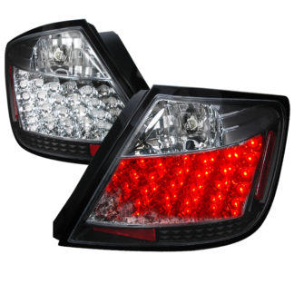 05-10 Scion TC Led Tail Lights Black