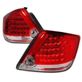 05-07 Scion TC Led Tail Lights Red