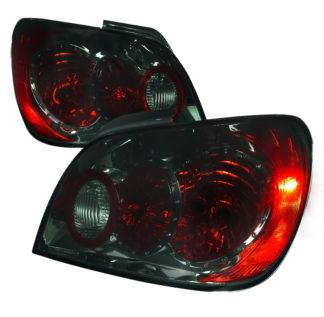 02-03 Subaru Impreza Euro Tail Lightss Smoked Lens