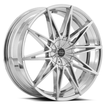 Blade One Piece Cast Aluminum Wheel; Model BL-403 Lucid