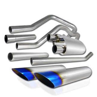 04-08 Ford F150 4.6 Inches Catback Exhaust System