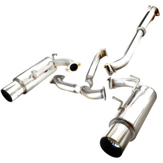 2012 Scion Frs Catback Exhaust Dual Tip