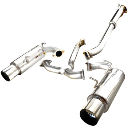 2012 Scion Frs Catback Exhaust Dual Tip