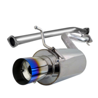 01-05 Lexus Is300 2.5 Inch Inlet N1 Style Catback Exhaust With Burnt Tip