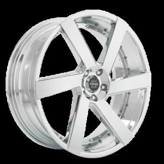 Blade RT Series One Piece Cast Aluminum Wheel; Model RT-452 Maddox