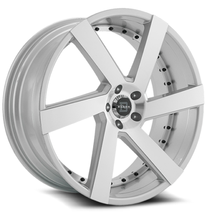 Blade RT Series One Piece Cast Aluminum Wheel; Model RT-452 Maddox