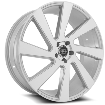 Blade One Piece Cast Aluminum Wheel; Model BL-406 Napo