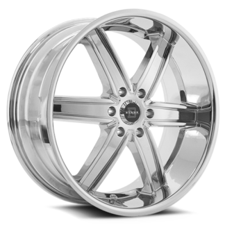Blade One Piece Cast Aluminum Wheel; Model BL-402 6S Pizarro