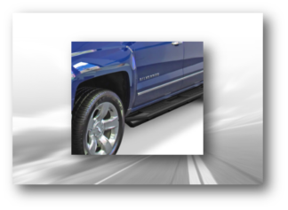 Truck Armor Side Steps