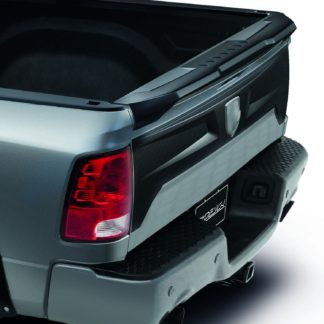 AIR DESIGN; 2013 RAM 1500 TAILGATE APPLIQUE COVER SATIN BLACK