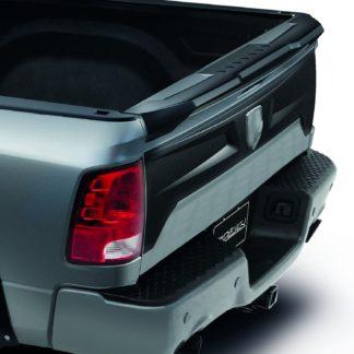 AIR DESIGN; 2013 RAM 1500 TAILGATE APPLIQUE COVER SATIN BLACK