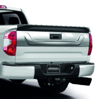 AIR DESIGN; 2014 UP TOYOTA TUNDRA TAILGATE APPLIQUE COVER SATIN CHROME
