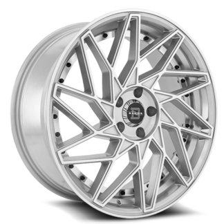 Blade RT Series One Piece Cast Aluminum Wheel; Model RT-455 Venzo