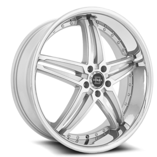 Blade RT Series One Piece Cast Aluminum Wheel; Model SL-478 Vera