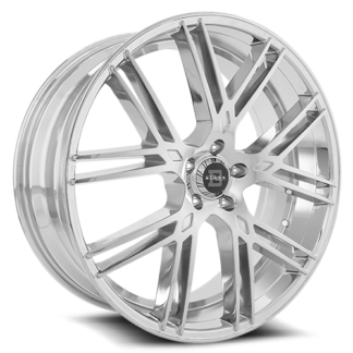 Blade One Piece Cast Aluminum Wheel; Model BL-405 Vittoro
