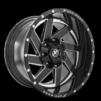 XF Off Road Wheels; Model XF-205