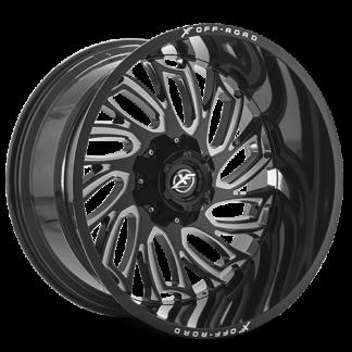 XF Off Road Wheels; Model XF-207