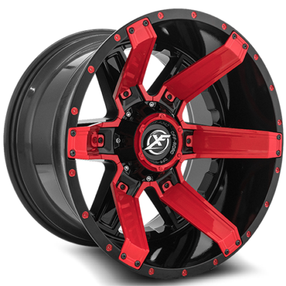XF Off Road Wheels; Model XF-214