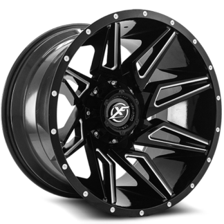 XF Off Road Wheels; Model XF-218