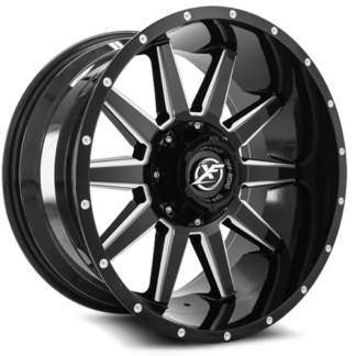 XF Off Road Wheels; Model XF-219