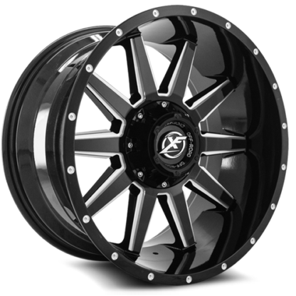 XF Off Road Wheels; Model XF-219