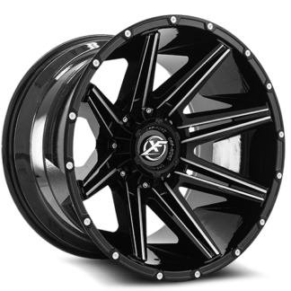 XF Off Road Wheels; Model XF-220
