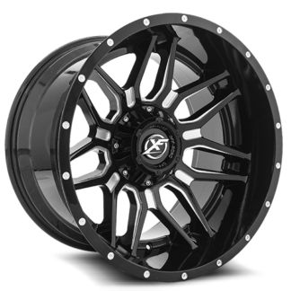 XF Off Road Wheels; Model XF-222