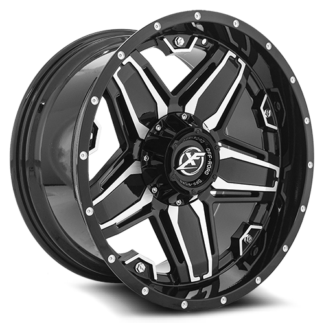 XF Off Road Wheels; Model XF-223