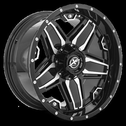 XF Off Road Wheels; Model XF-223