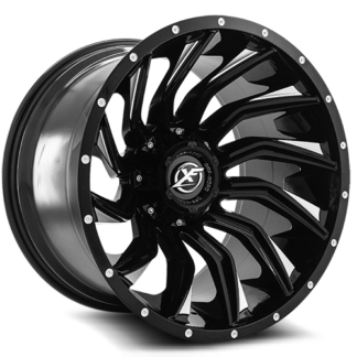 XF Off Road Wheels; Model XF-224
