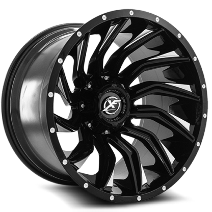XF Off Road Wheels; Model XF-224