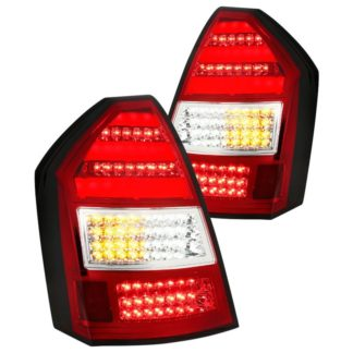 05-07 Chrysler 300C Led Taillights Red