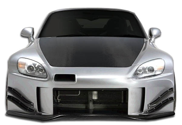 2PC License Plate Frame for HONDA Chrome Accord Civic S2000 CRZ Ridgeline Fit
