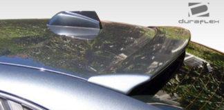2002-2008 Audi A4 B6 B7 S4 4DR Duraflex OTG Roof Window Wing Spoiler - 1 Piece
