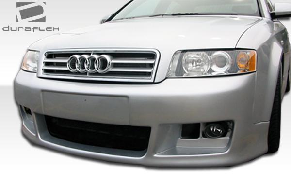 2002 2005 Audi A4 B6 S4 Duraflex Rs4 Front Bumper Cover 1 Piece