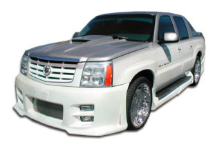 2002-2006 Cadillac Escalade EXT ESV Duraflex Platinum Body Kit - 4 Piece