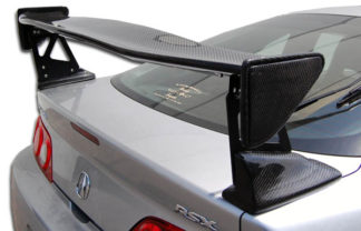 2002-2006 Acura RSX Carbon Creations Type M Wing Trunk Lid Spoiler - 1 Piece