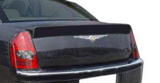 2005-2007 Chrysler 300 300C Duraflex Brizio Wing Trunk Lid Spoiler - 1 Piece