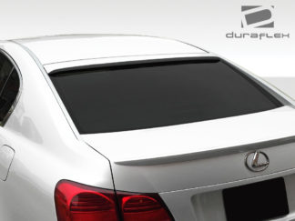 Duraflex W-1 Roof Window Wing Spoiler for 2007-2012 Lexus LS Series LS460
