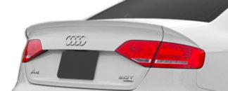2009-2012 Audi A4 S4 B8 4DR Duraflex A-Tech Rear Wing Trunk Lid Spoiler - 3 Piece