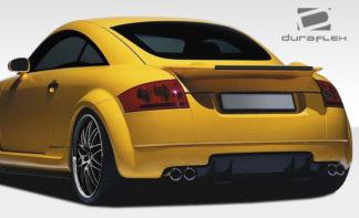 2000-2006 Audi TT 8N Duraflex Type A Wing Trunk Lid Spoiler - 2 Piece