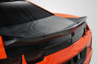 2010-2013 Chevrolet Camaro Carbon Creations Circuit Wing Trunk Lid Spoiler - 1 Piece