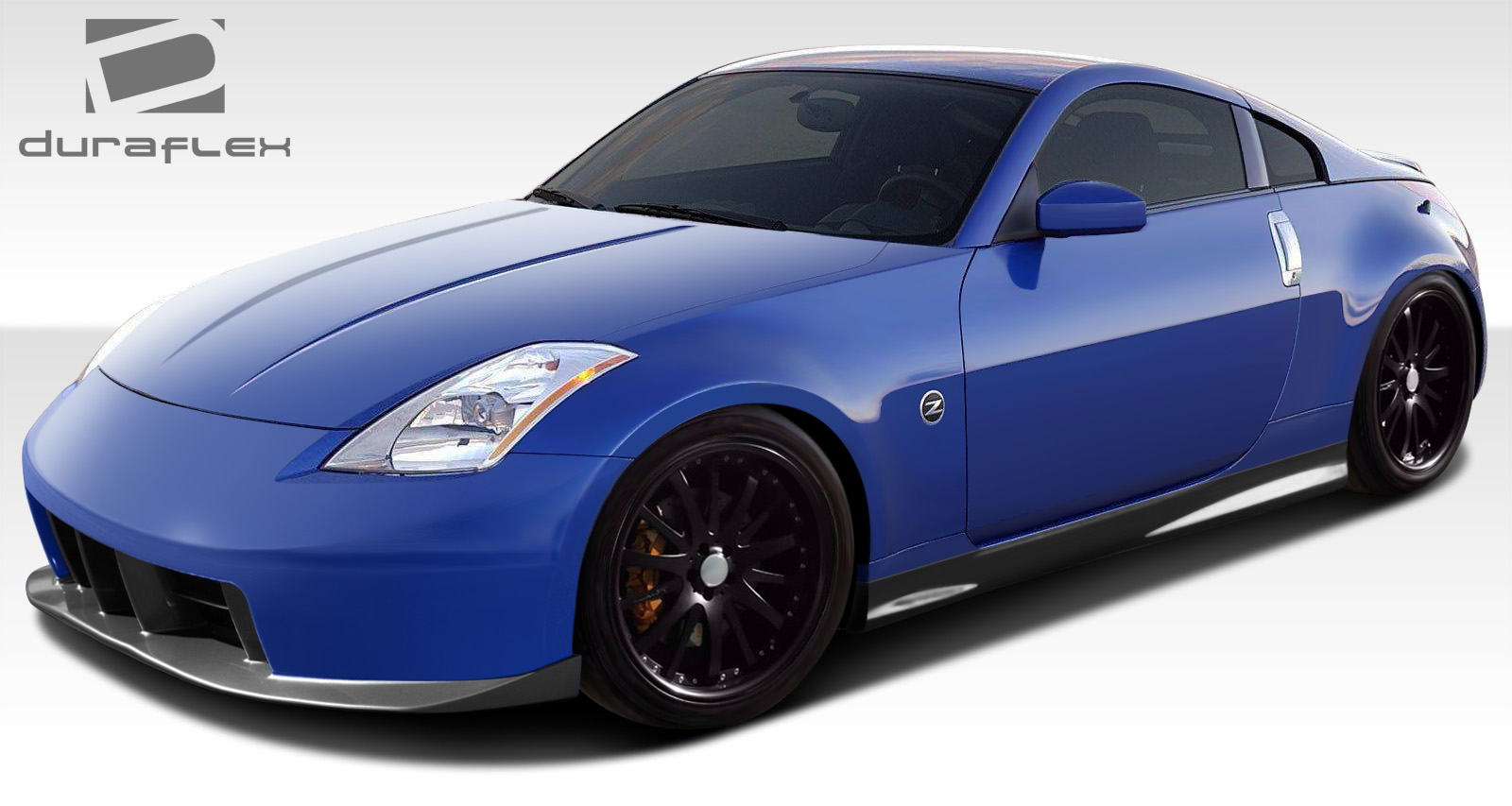 Extreme Dimensions Duraflex Replacement for 2003-2008 Nissan 350Z Z33 AM-S GT Front Bumper Cover 1 Piece